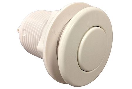 Waterway Air Button Low Profile Bath Biscuit 3 15 0141